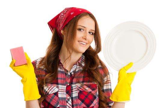 Remplacement de personnel de ménage